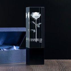 Róża 3D na ślub zamiast kwiatów