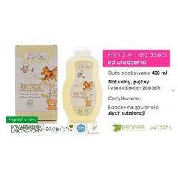 Pierpaoli Anthyllis Delikatny płyn do kąpieli i szampon 2w1 Delikatny płyn do kąpieli i szampon 2w1