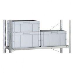 Dodatkowa półka 200 kg, 1500x400 mm