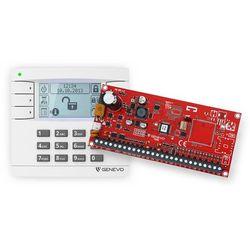 PRiMA12SET Zestaw centrali alarmowej PRiMA 12 z manipulatorem LCD Genevo