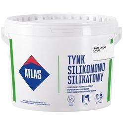 Tynk silikonowo-silikatowy Atlas opal 25 kg