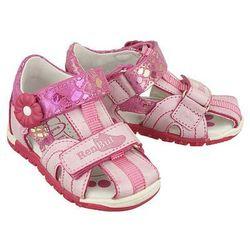 REN BUT 11-1441 różowy, sandały profilaktyczne dziecięce, rozmiary: 18-25 - Różowy