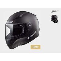 Kaski motocyklowe, KASK MOTOCYKLOWY KASK LS2 FF353 RAPID SOLID MATT BLACK