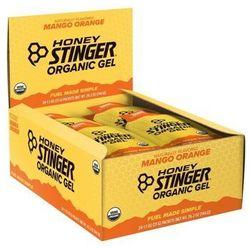 żel energetyczny mango orange organic energy gel 32g marki Honey stinger