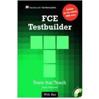 Książki do nauki języka, New FCE Testbuilder Student's Book+key Pack (opr. miękka)