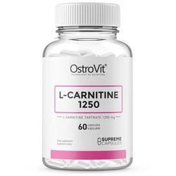 L-karnityna L-carnitine 1250 mg 60 kapsułek 84 g OstroVit