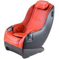 Fotel do masażu inSPORTline Gambino, Pomarańczowy