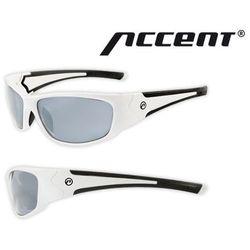 610-40-80_ACC Okulary ACCENT Freak biało-czarne