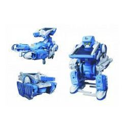 POWERplus Scorpion - zestaw 3 zabawek robotów zasilanych solarnie