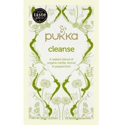 Pukka Organic Cleanse Tea Bags 20 per pack
