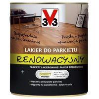 Lakiery, Lakier renowacyjny do parkietu V33 bezbarwny satynowy 2,5 l