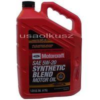 Oleje silnikowe, Syntetyczny olej silnikowy Motorcraft 5W20 4,73l Lincoln Mercury