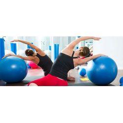 Rehabilitacyjna Piłka Fitness 55CM
