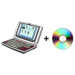 Mówiący Tłumacz EP-800 Ang.-Pol.-Ang. + Gratis (słownik/kurs językowy na CD - 5 milionów haseł!).
