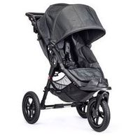 Wózki spacerowe, W�zek do biegania City Elite Single Baby Jogger + GRATIS (charcoal)
