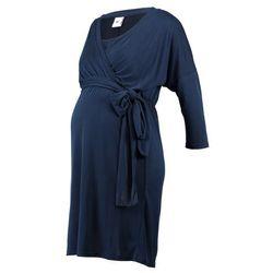 MAMALICIOUS MLWINONA TESS DRESS Sukienka z dżerseju black iris