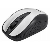 Myszy komputerowe, NOWA Mysz TRACER Joy II SILVER RF NANO 1600DPI USB Bezprzewodowa