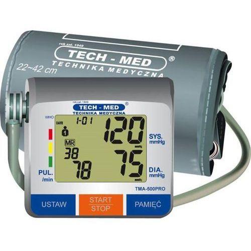 Ciśnieniomierze, TechMed TMA-500