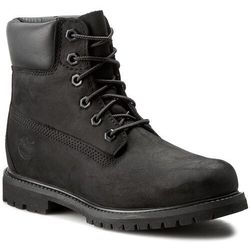 Trapery TIMBERLAND - 6In Premium Boot 8658A Black