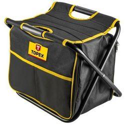 Stołek z torbą narzędziową Topex 79R447