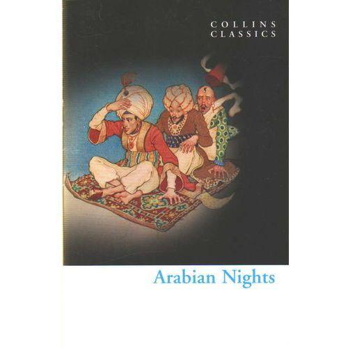 Książki do nauki języka, Arabian nights (opr. miękka)