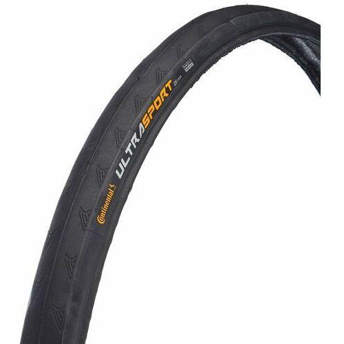 Opony i dętki do roweru, Opona szosowa Continental Ultra Sport II 700 x 23C (622-23) drutówka