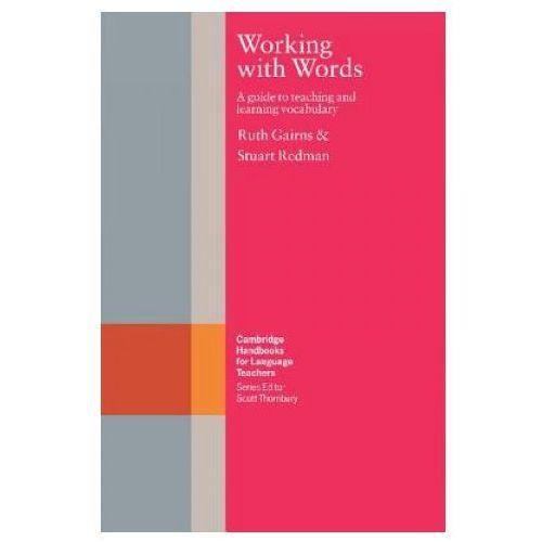 Książki do nauki języka, Working with Words (opr. miękka)