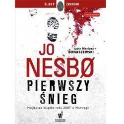 Pierwszy śnieg. Książka audio CD MP3 - Jo Nesbo (opr. kartonowa)