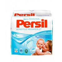 Proszki do prania, PERSIL MEGAPERLS SENSITIVE 15 WASH 1,111 KG