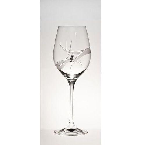 Kieliszki i karafki, B. Bohemian kieliszki na białe wino GALAXY 2 sztuki 360 ml