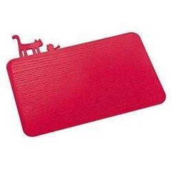 Deska do krojenia (czerwona) Koziol