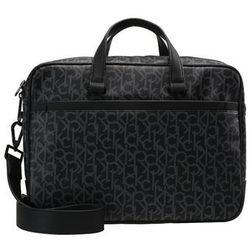 Calvin Klein MONO LAPTOP BAG EXTRA Aktówka black