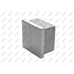 Zaślepka dla profilu 40x40 AISI304, 60x60x2mm