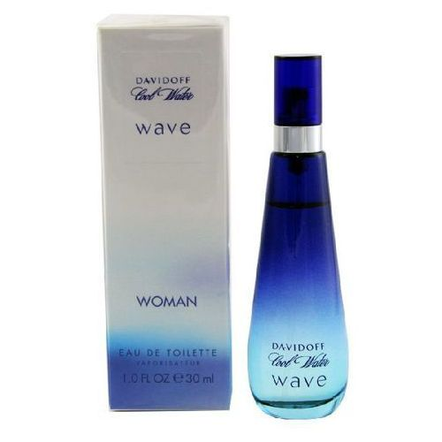 Wody toaletowe damskie, Davidoff Cool Water Wave Woman 30ml EdT
