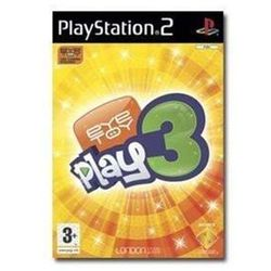 Eye Toy Play 3 with Camera - Sony (PS2)