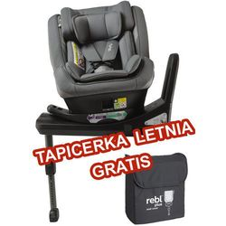 Nuna Rebl Plus i-Size Threaded >>> pakiet gratisów <<< wys 24H, serwis door to door, HOLOGRAM