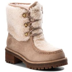 Trapery TORY BURCH - Meadow Boot 49197 Perfect Sand/Natural 256