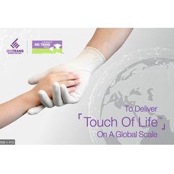 Jednorazowe rękawiczki medyczne - nitrylowe 100szt promocja!