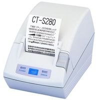 Drukarki termiczne i etykiet, Citizen CT-S280
