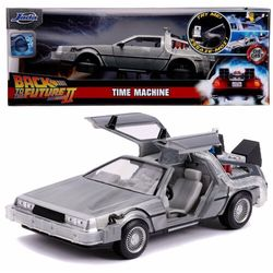 Dickie auto time machine back to the future 2 1/24