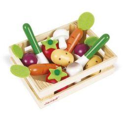Janod® Warzywa w skrzynce