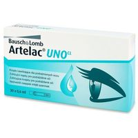 Krople do oczu, Artelac UNO 30 x 0,6 ml