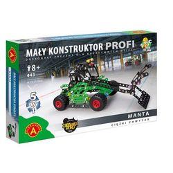 Zestaw konstrukcyjny Mały Konstruktor 5w1 - Manta