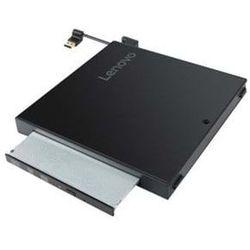 Lenovo Tiny IV DVD Burner Kit - Nagrywarka DVD - USB - Czarny