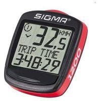 Liczniki rowerowe, SIGMA licznik rowerowy BASE 1200 WL