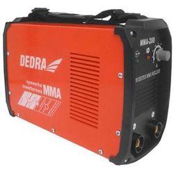 DEDRA DESI201M MMA 200A SPAWARKA INWERTOROWA EWIMAX OFICJALNY DYSTRYBUTOR - AUTORYZOWANY DEALER DEDRA promocja (-10%)