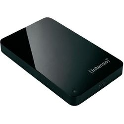 """Dysk Zewnętrzny Intenso 500gb Memorystation Czarny 2.5"""" Usb"""
