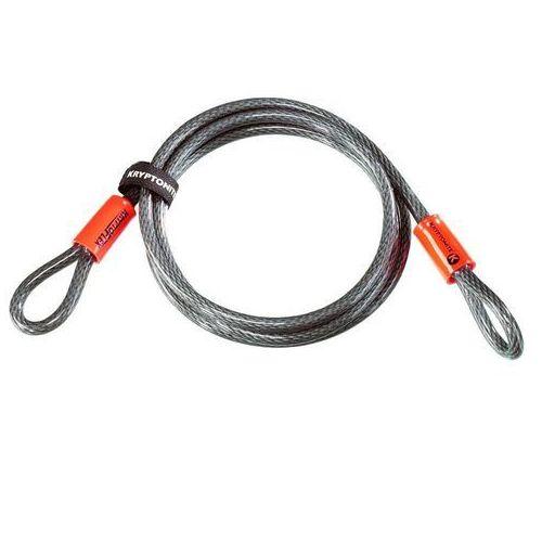 Zabezpieczenia do roweru, 210818_KRY Linka Kryptoflex 1004 10mm/120cm