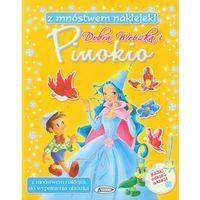 Książki dla dzieci, Dobra Wróżka i Pinokio (opr. miękka)