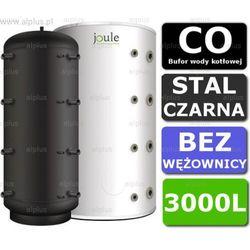 BUFOR JOULE 3000L zbiornik buforowy akumulacyjny CO bez wężownicy Wysyłka gratis!